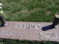 V Stanley Brown