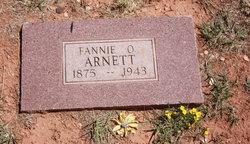 Fannie O Arnett