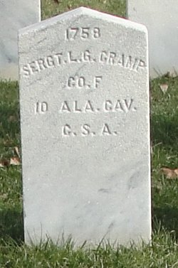 Sgt Lawance G. Cramp
