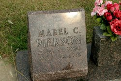 Mabel Cora <i>Larason</i> Pierson