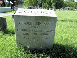 Charles Kingsley Connor