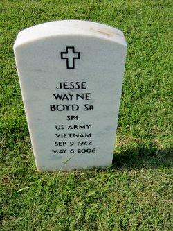 Jesse Wayne Boyd, SR