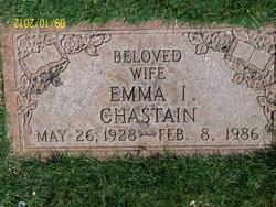 Emma Lee <i>Ingram</i> Chastain