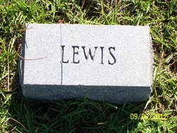 Infant Lewis