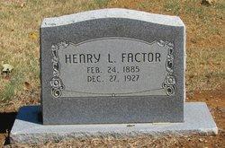Henry Lee Factor
