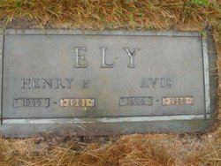 Henry P. Ely