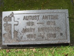 August Antone