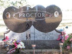 Mildred Evelyn Mutt <i>Seig</i> Proctor