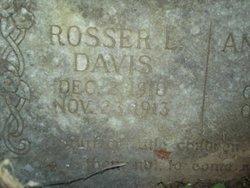 Rosser L Davis