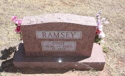 Ethel Pearl <i>Ard</i> Ramsey
