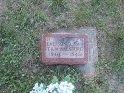 Emerson Aalsburg