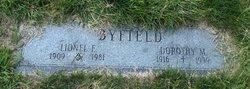 Dorothy <i>Beanblossom</i> Byfield
