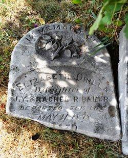 Elizabeth Orilla Baker