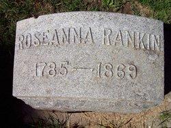 Rosanna <i>McFerson</i> Rankin