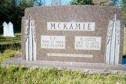 Seaborn Fletcher McKamie