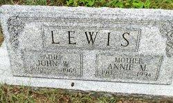 Annie <i>White</i> Lewis