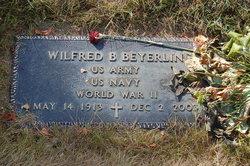 Wilfred Benjamin Beyerlin