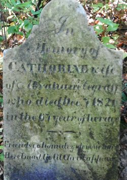 Catherine <i>Voorhees</i> DeGraft