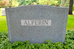 Alfred S Alperin