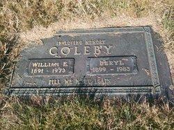 William Edgar Coleby