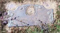 Anna A Kane