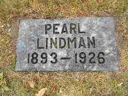 Leona Pearl <i>Moore</i> Lindman