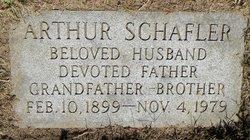Arthur Abraham Schafler