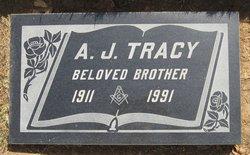 Alvin James Al Tracy