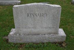Anna Pearl <i>Chasteen</i> Kinnaird