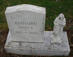 Eileen W Kinnaird