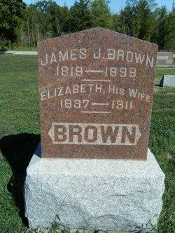 Elizabeth <i>Black</i> Brown