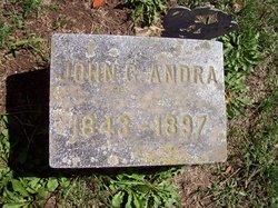 John G Andra