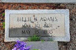 Billie J. Adams