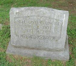 Nell Davis Councill
