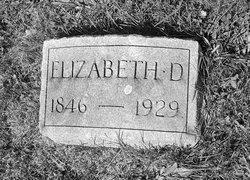 Elizabeth <i>Dickerson</i> Coe