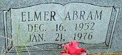 Elmer Abram