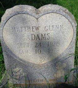 Matthew Glenn Adams
