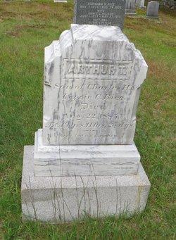 Arthur T Rice