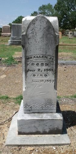William Allen, Jr