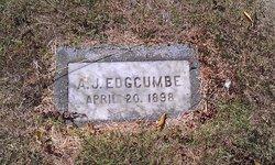 A. J. Edgcumbe