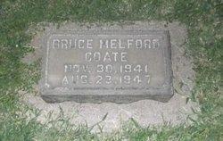 Bruce Melford Coate