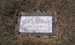 Alice E. Edgcumbe