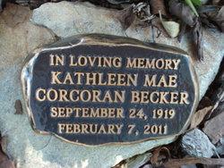 Kathleen Mae <i>Corcoran</i> Becker