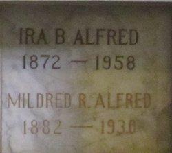 Ira B Alfred