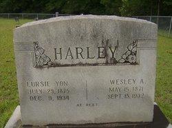 Wesley Alexander Harley