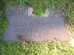 Adam A Bonser, Sr