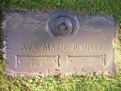 Ava Marie Bonser