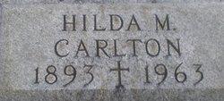 Hilda M <i>Mulhollon</i> Carlton