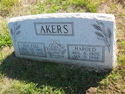 Ida <i>Pike</i> Akers