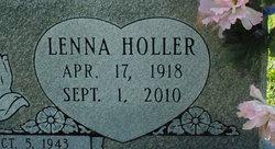 Lenna Holler <i>Holler</i> Baker